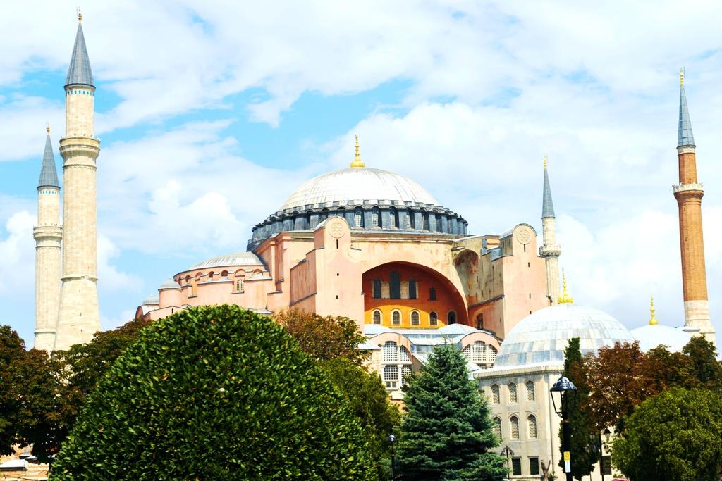 Visit Turkey Aya Sofya - AssistAnt Travel