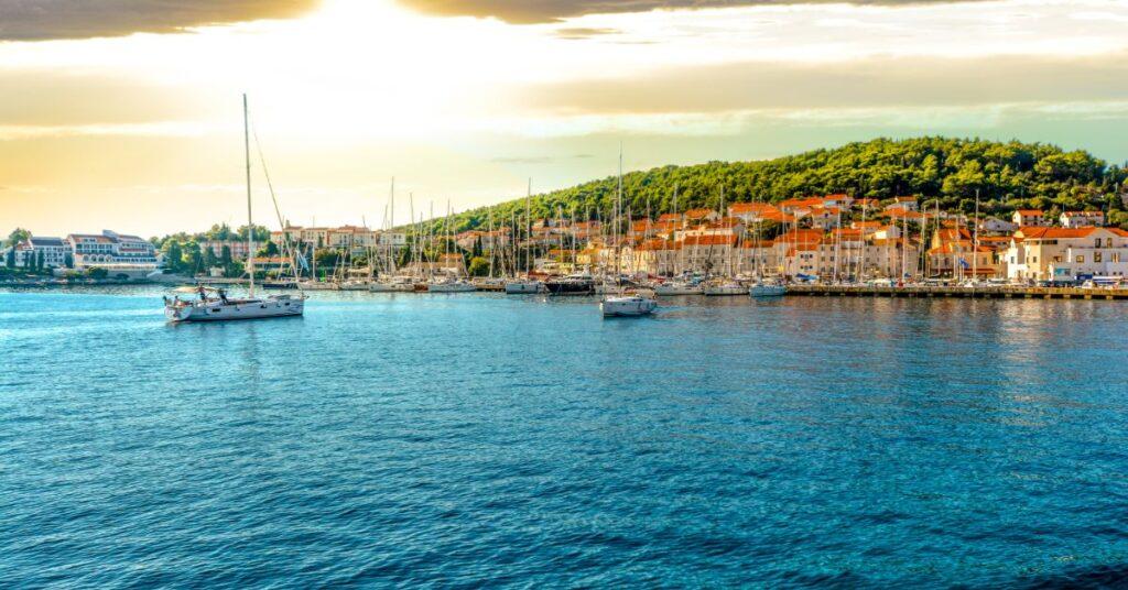 Dalmatian Islands Croatia Yacht Rental