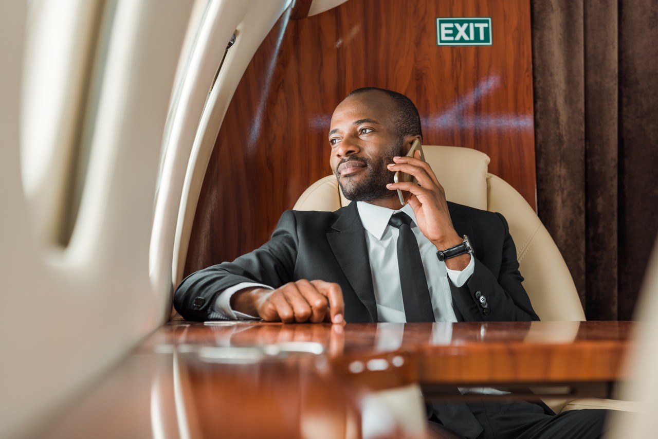 Luxury Jet Charter - AssistAnt Travel