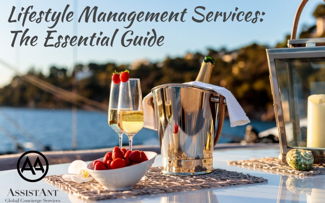 Lifestyle Management Services: The Essential Guide