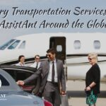 Luxury Transportation Services with AssistAnt Around the Globe - AssitAnt